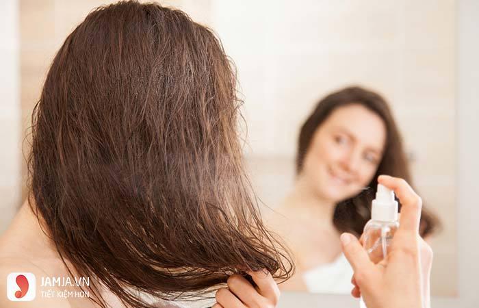 Cách làm tóc thẳng tại nhà - 3