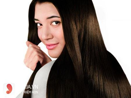 Cách làm tóc thẳng tại nhà - 4