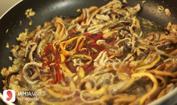 Cách nấu cháo lươn với đậu xanh-9