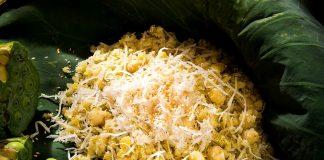 cách nấu xôi hạt sen bằng nồi cơm điện
