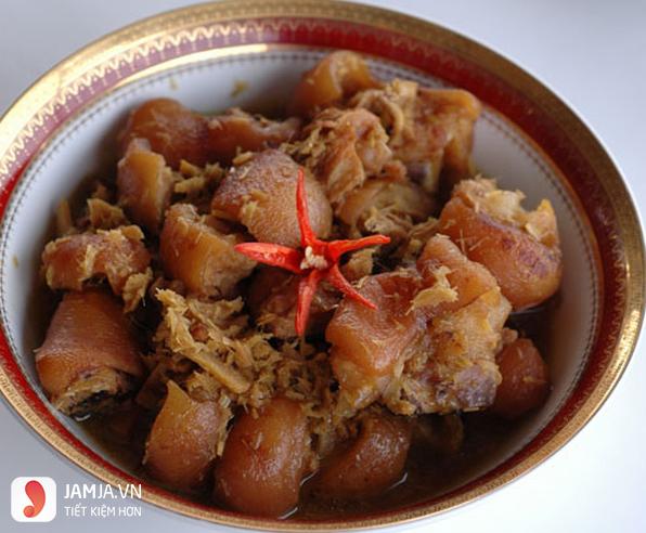 Cách nấu thịt chó ngon- thịt chó giả cầy 3