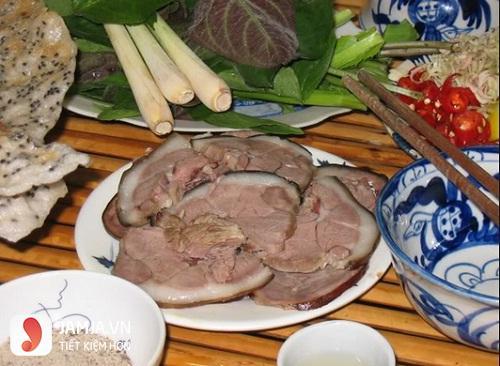 cách nấu thịt chó ngon-thịt chó luộc 1