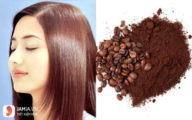 cách nhuộm tóc màu nâu hạt dẻ sáng