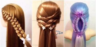 Cách tự tết tóc đơn giản mà đẹp