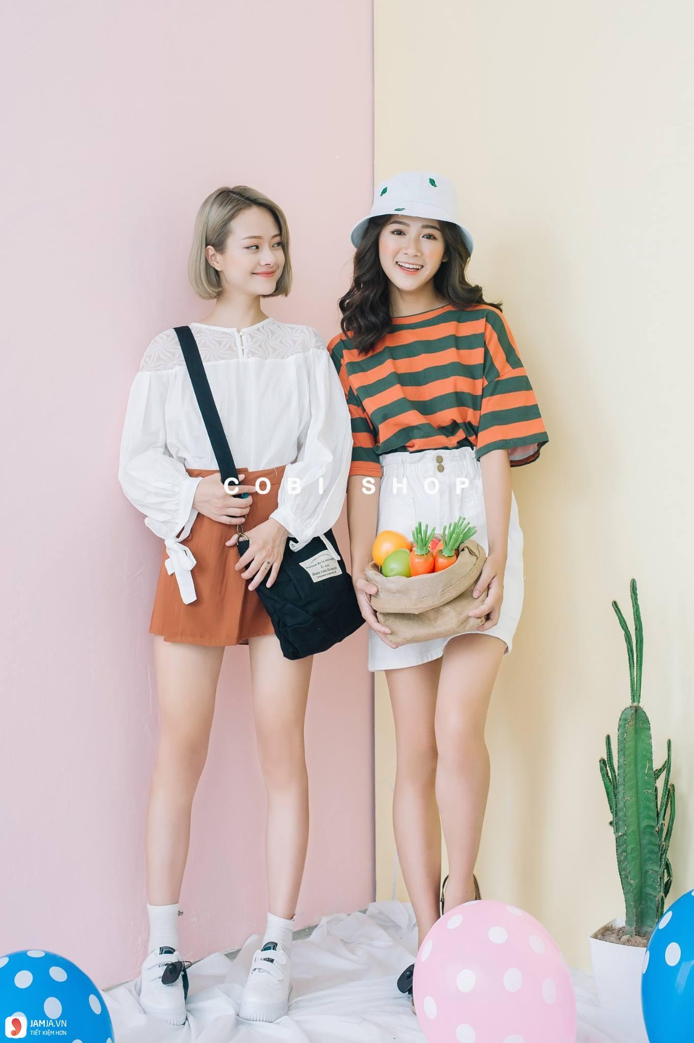 Cobi Shop shop quần áo rẻ đẹp ở hà nội
