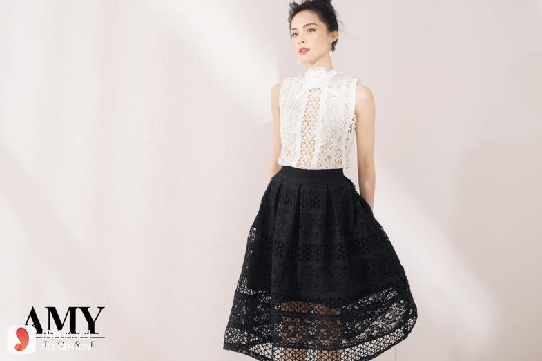 địa chỉ shop váy đẹp hà nội- Amy Store