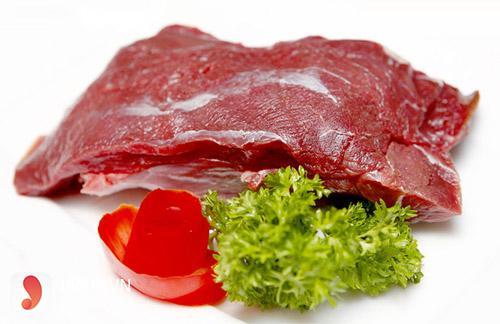 giá trị dinh dưỡng thịt đà điểu