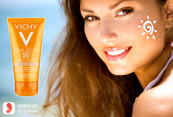 Kem chống nắng Vichy Ideal Soleil 3 –in -11