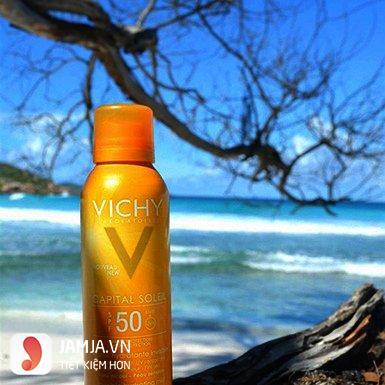 Kem chống nắng Vichy dạng xịt-3