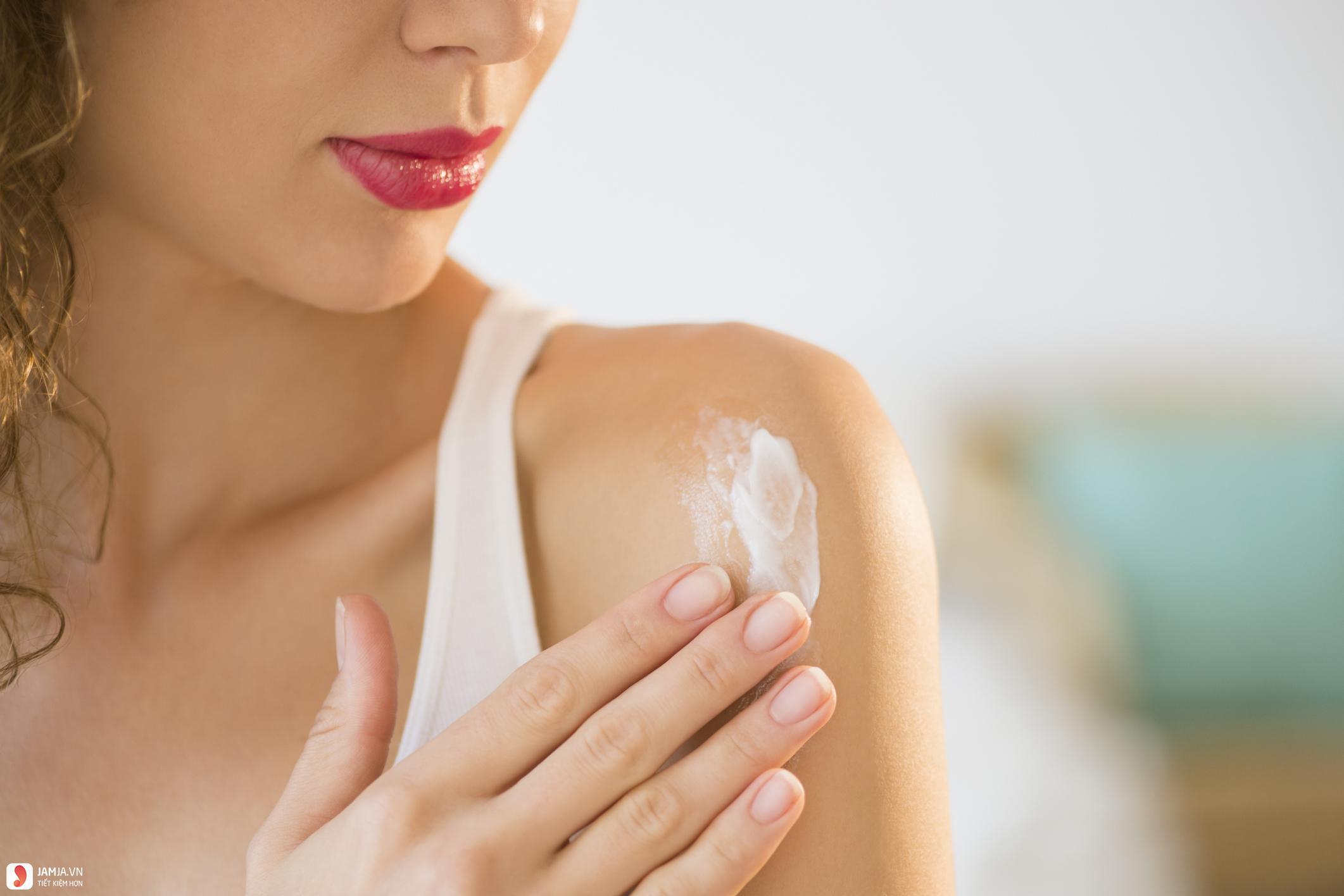 Đôi nét về kem dưỡng trắng da toàn thân-2