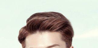 Kiểu tóc Pompadour Hàn Quốc