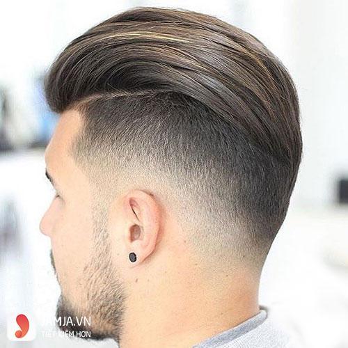 kiểu tóc undercut của tuấn hưng 11