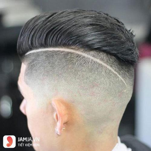 kiểu tóc undercut của tuấn hưng 12