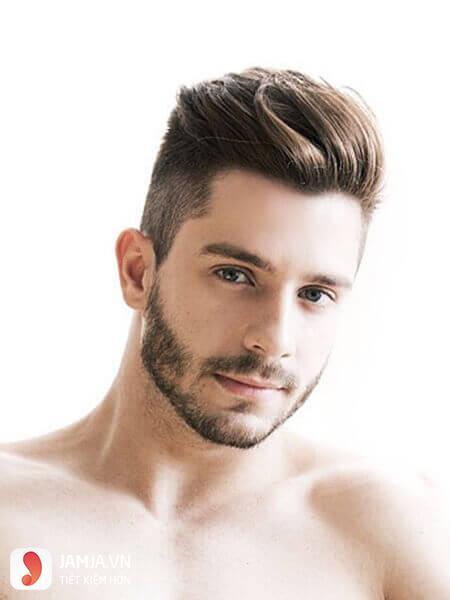 kiểu tóc undercut của tuấn hưng 15