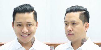 kiểu tóc undercut của tuấn hưng