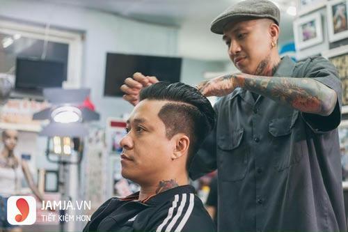 Cắt tóc giống Tuấn Hưng-1