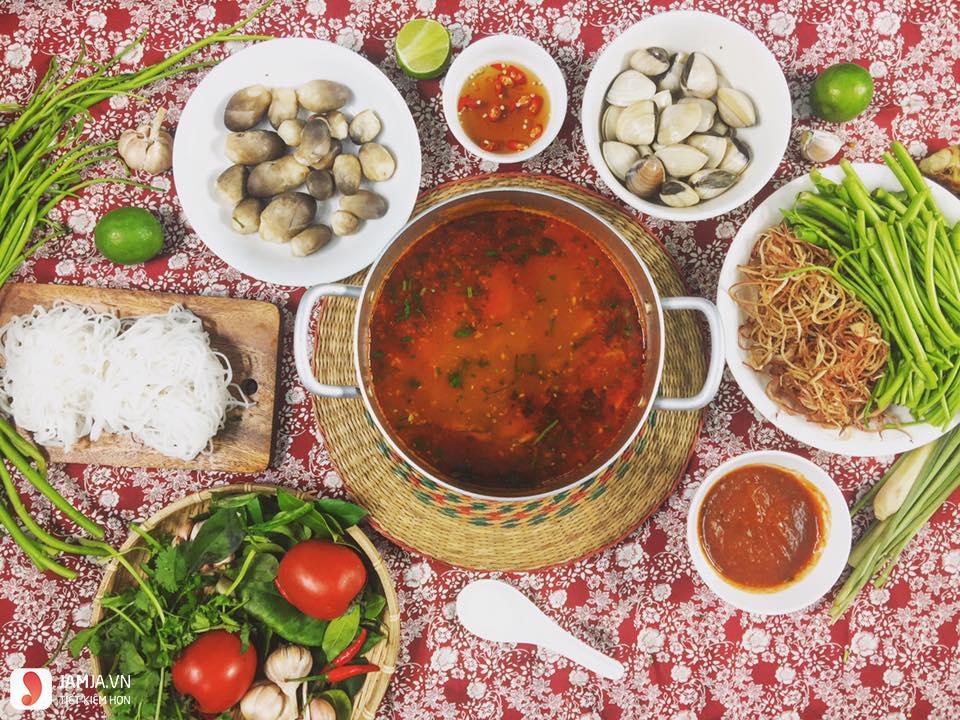 cách nấu lẩu hải sản kiểu Thái-2
