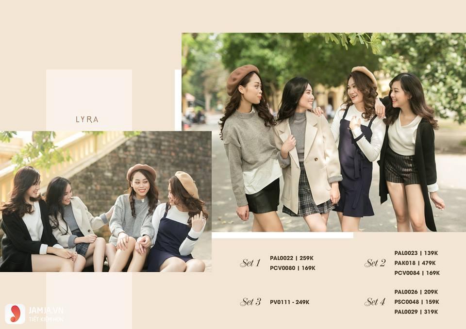 Lyra Shop shop quần áo rẻ đẹp ở hà nội2