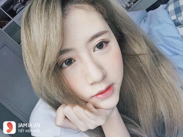 màu tóc tôn da 1