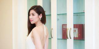 mẫu váy đẹp dự đám cưới
