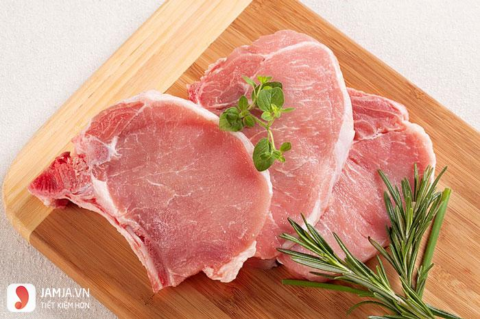 Mẹo chọn mua thịt lợn ngon