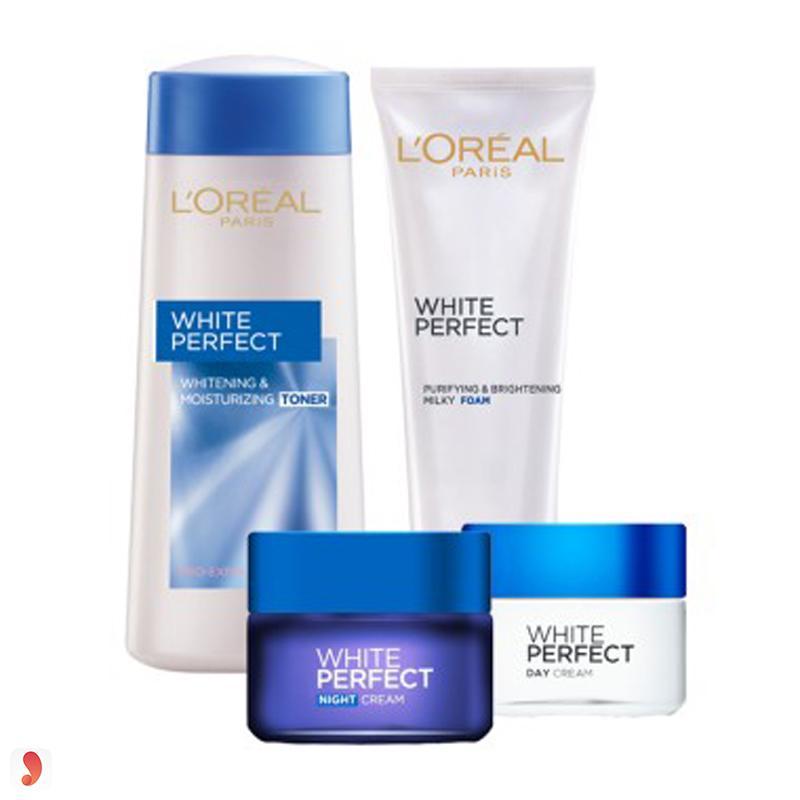 dòng sản phẩm chăm sóc da của Loreal