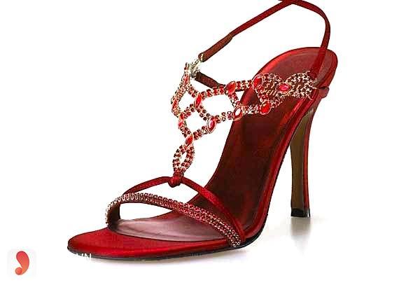 những đôi giày cao gót đẹp nhất thế giới-Ruby Stilettos
