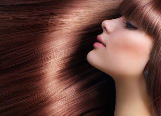 nhuộm tóc màu nâu đen tự nhiên