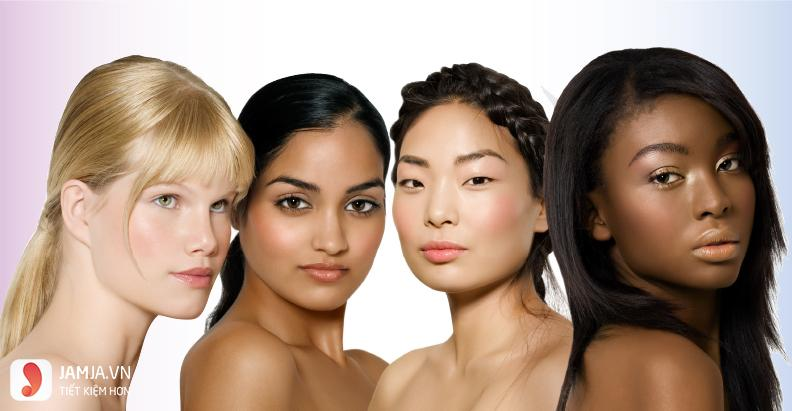 nhuộm tóc màu nâu vàng ánh rêu 1