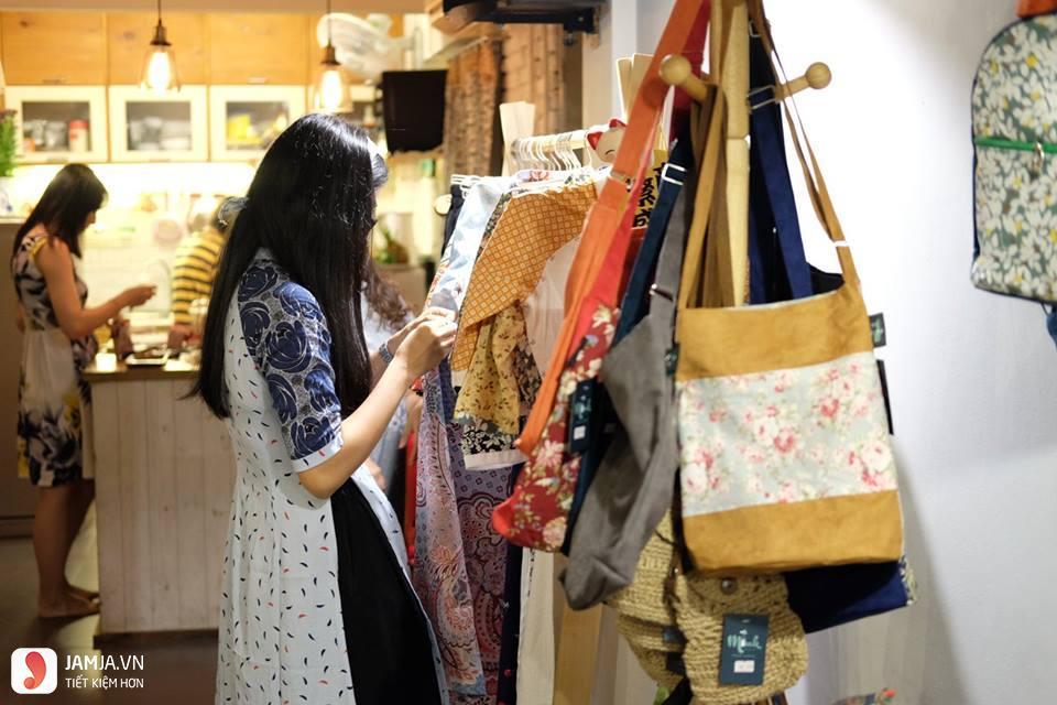 shop bán áo dài cách tân tà ngắn 4