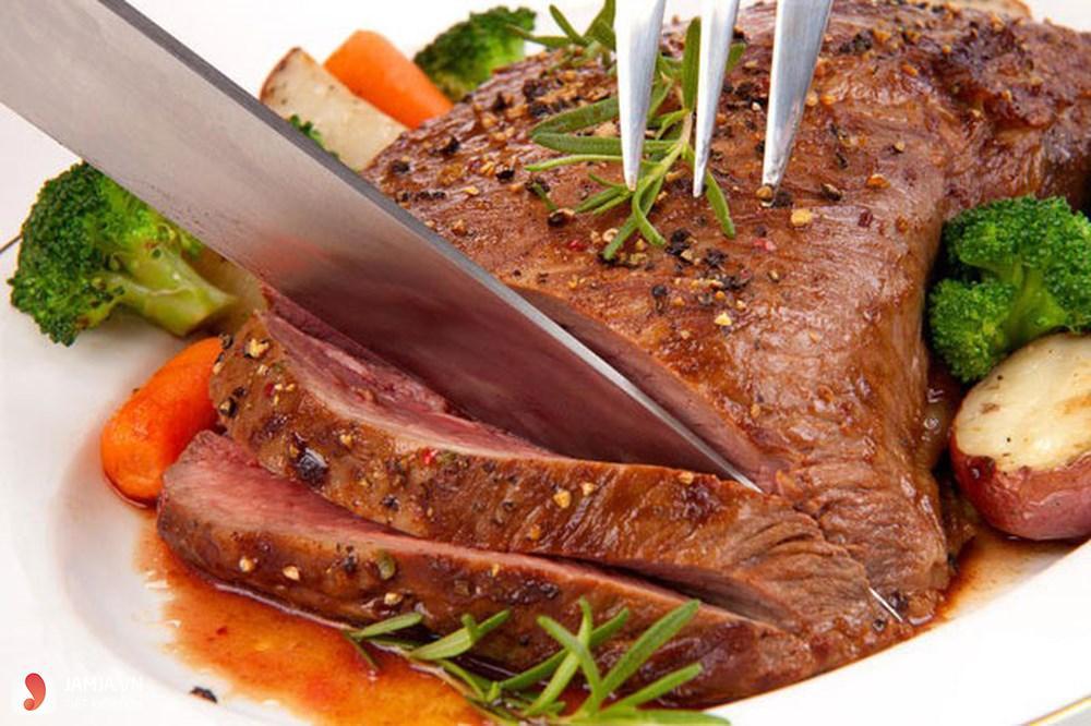 Thịt bò kho kiểu mới