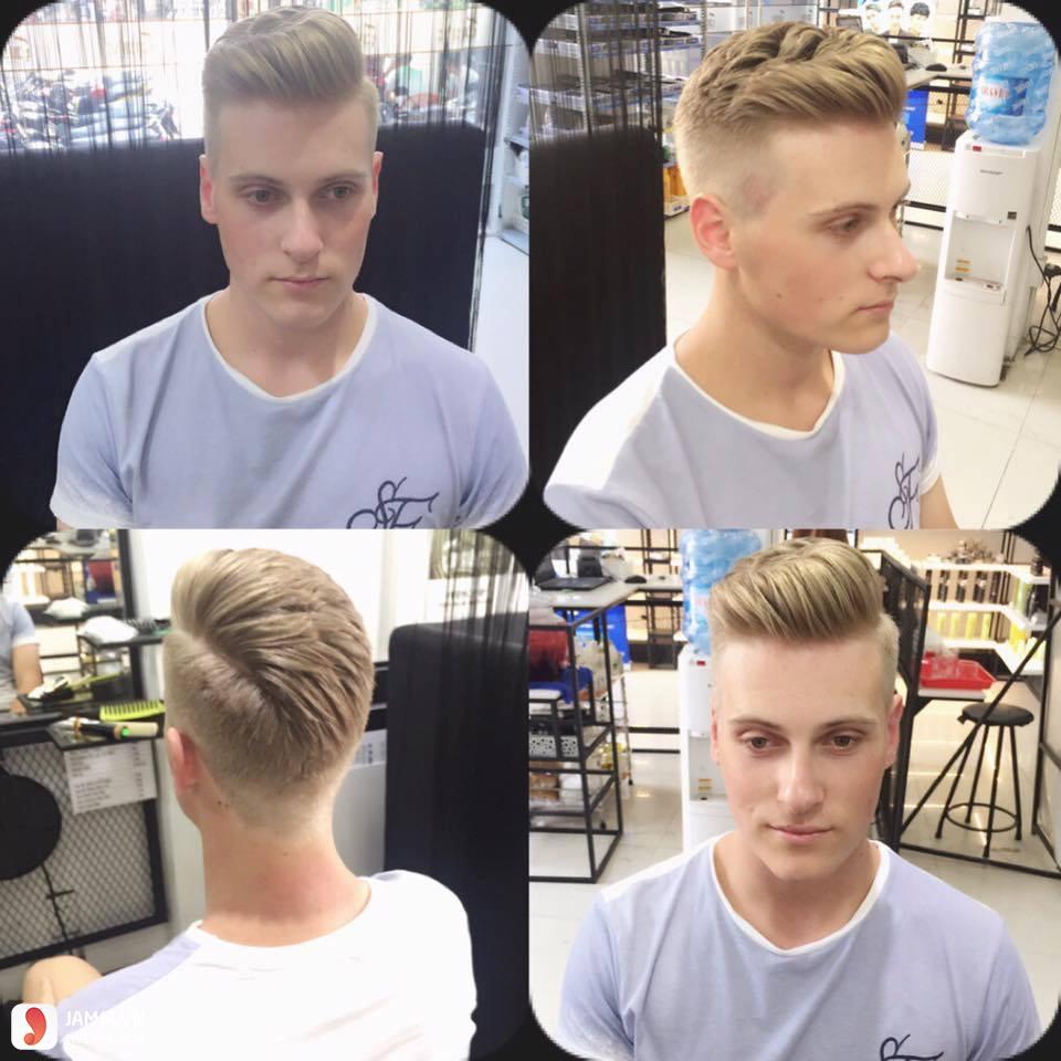 Tiệm cắt tóc 30Shine sài gòn