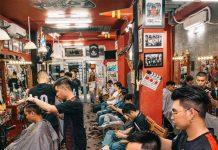 Tiệm cắt tóc nam đẹp ở Sài Gòn