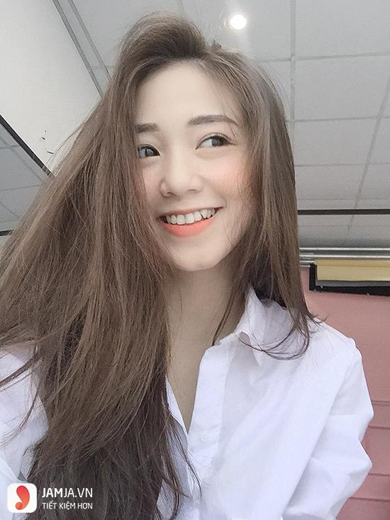 tóc màu nâu caramel 10