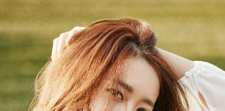 tóc màu nâu socola sáng