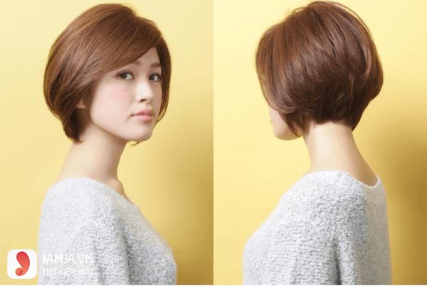 tóc tém cụp ôm sát mặt 8