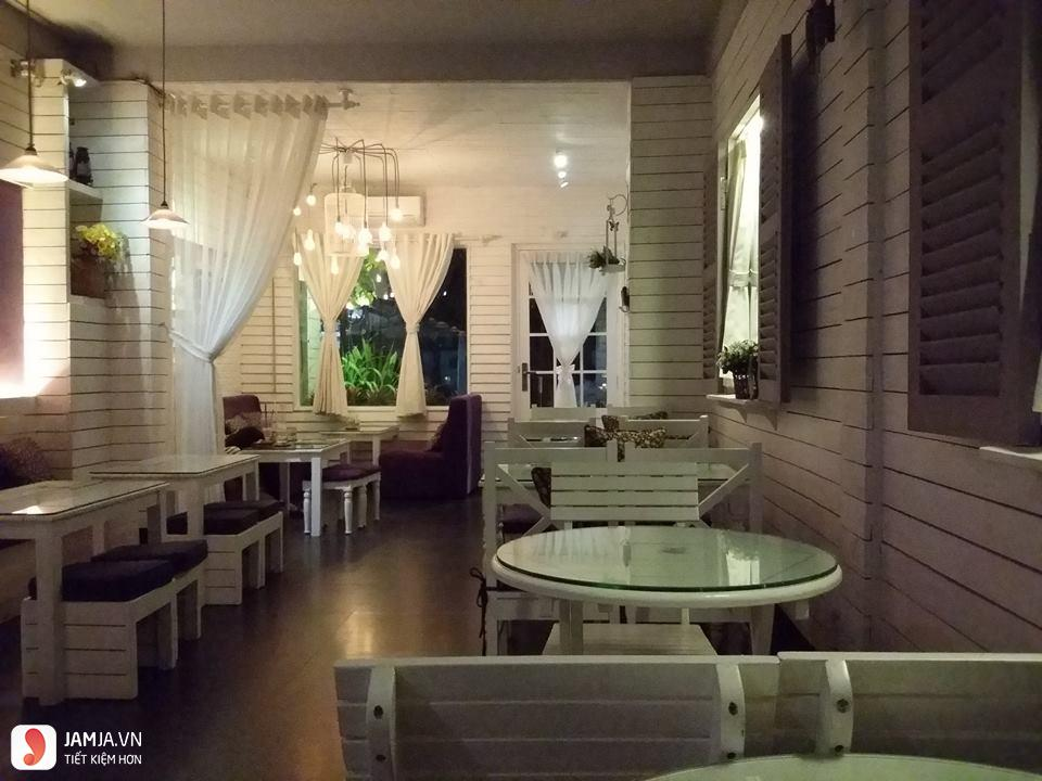 Cafe D2 quận Bình Thạnh