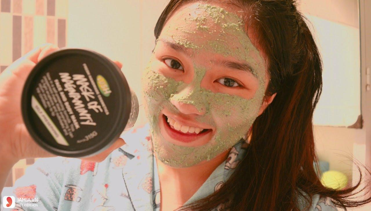 Lush Press Mask- Mask of Magnaminty