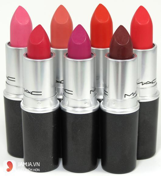 MAC Lipstick chính hãng TPHCM - 2