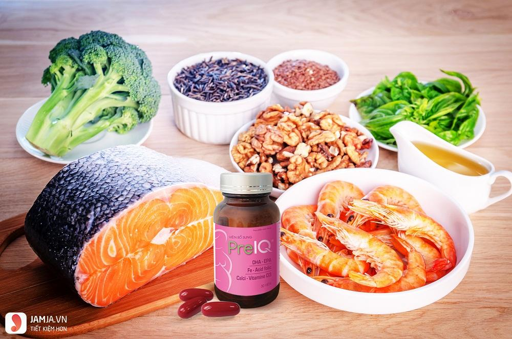 ăn gì để thai nhi tăng cân 3
