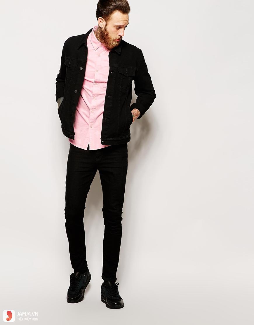 Giày đen nên mặc quần màu gì 1
