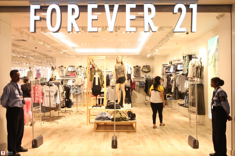 Các hãng thời trang bình dân ở Việt Nam-forever 21