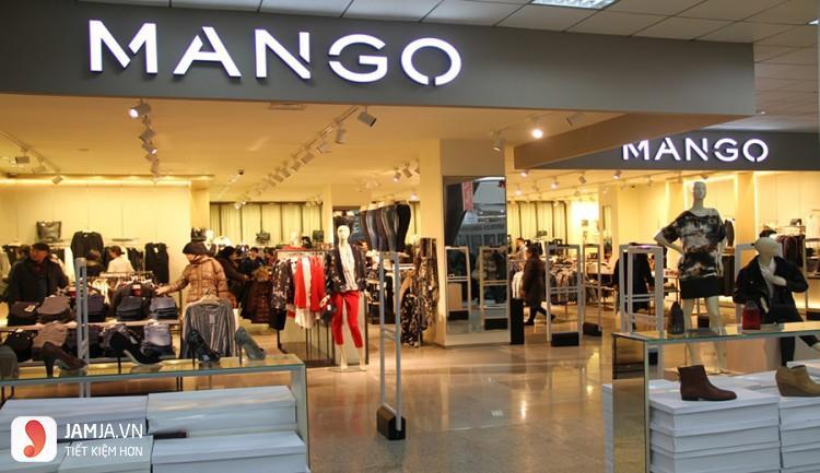 Các hãng thời trang bình dân ở Việt Nam-mango