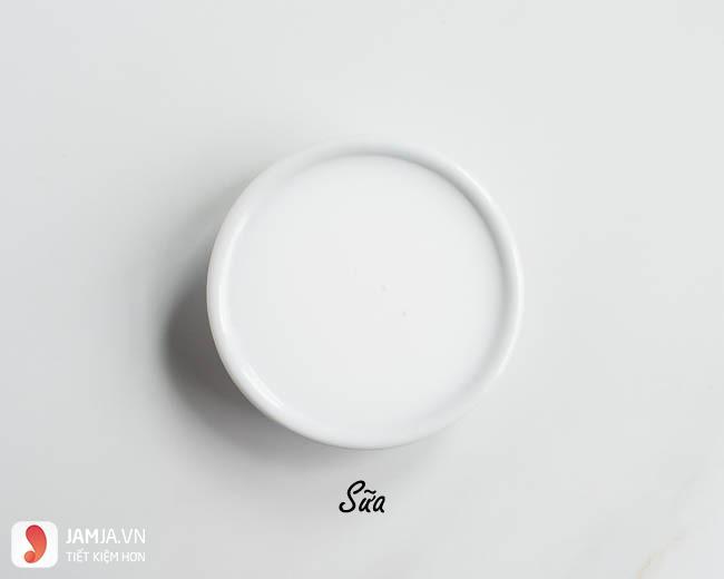 Rửa mặt bằng sữa tươi không cần sữa rửa mặt