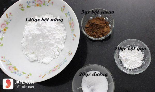 Cách làm trân châu đen 2