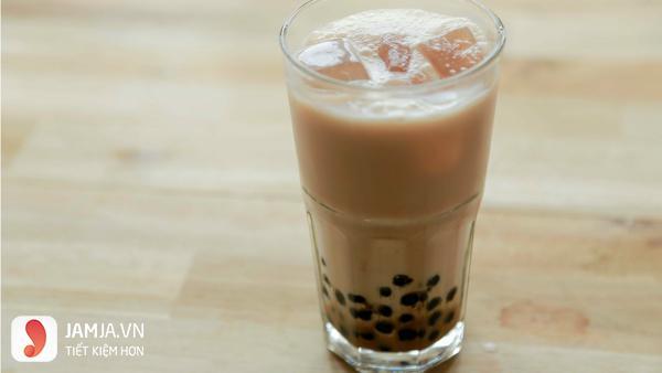 Cách pha trà sữa 4