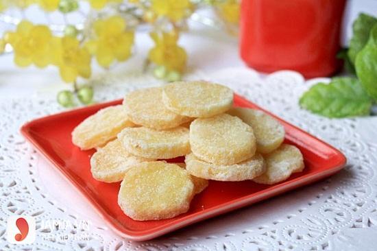 Cách làm mứt khoai tây không cần vôi-1