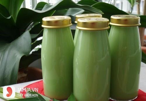 Cách làm sữa đậu xanh bằng máy xay sinh tố 6