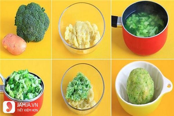 cách nấu cháo dinh dưỡng để bán-3