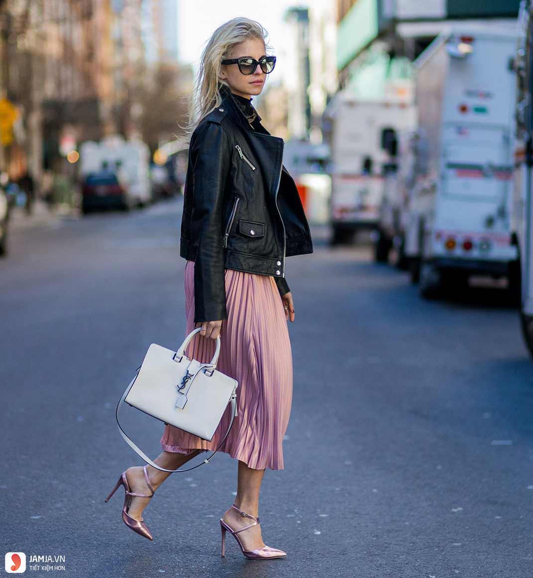 Chân váy xếp ly - Home | Facebook